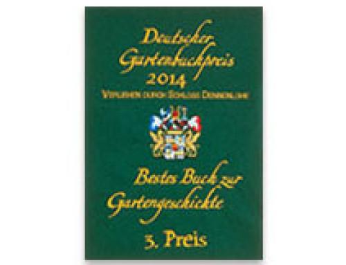 Deutscher Gartenbuchpreis 2014