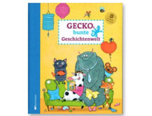 Gecko – Bunte Geschichtenwelt